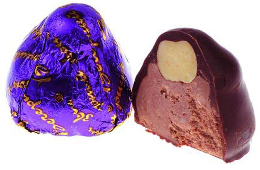 Рот-Фронт Вечерний звон конфеты с пралине в шоколадной глазури, 250 гРФ03922Знаменитые московские конфеты, напоминают Вкус Детства!