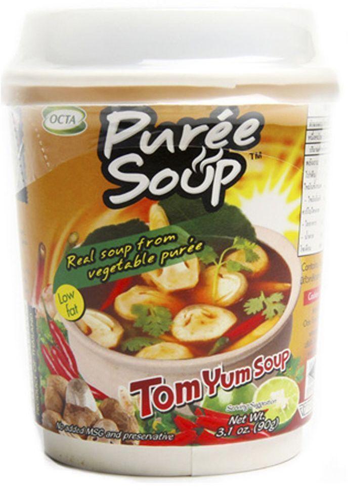 Kitchen88 Суп Том ям с грибами, 20 г0120710Любите суп том ям, но не можете готовить его в офисе или на даче, а существующие на рынке готовые супы изобилуют глутаматом натрия, который вы не слишком любите? Предлагаем простое и уникальное решение - быстрорастворимый суп том ям на основе только натуральных ингредиентов! Никаких консервантов, глутамата или ГМО! Специи, пряности и дегидрированные грибы - вот и все, что есть в составе этого уникального супа! Вам нужно только залить чашечку кипятком, подождать 2 минуты - и суп готов!