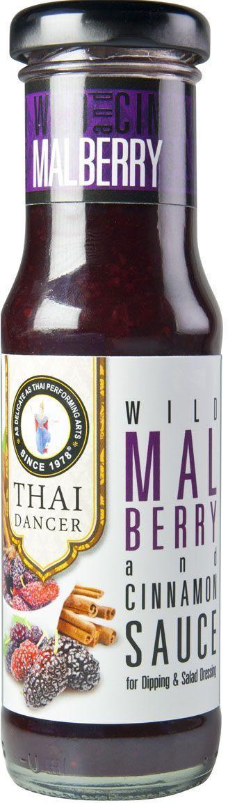 Thai Dancer Десертный соус из шелковицы и корицы, 150 мл FS0002049