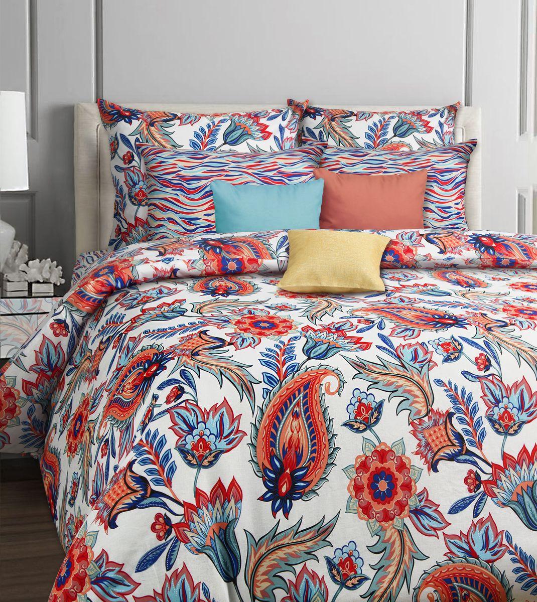 Комплект постельного белья Mona Liza Classik. Leila, 2-спальный, наволочки 50х70, бязь552205/45Коллекция постельного белья MONA LIZA Classic поражает многообразием дизайнов. Среди них легко подобрать необходимый рисунок, который создаст в доме уют. Комплекты выполнены из бязи 100 % хлопка.