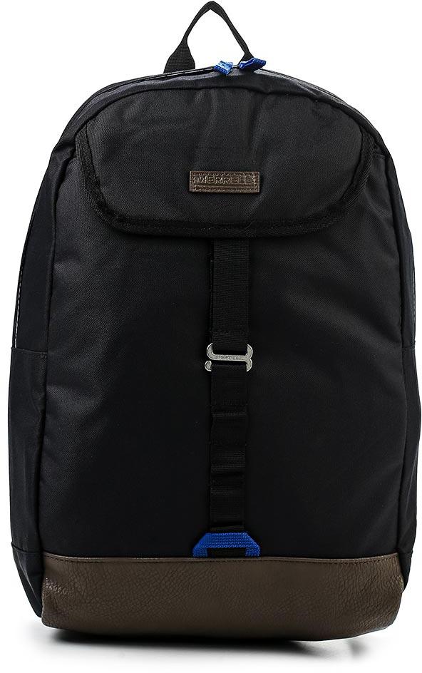 Рюкзак для походов Merrell Austin Hiking, цвет: черный. JBS24056JBS24056Рюкзак для походов Merrell Austin Hiking выполнен из текстиля. У модели основное отделение на молнии, передний карман с клапаном и лого, внутренний карман для мелочей, удобная ручка для переноски. Имеется отделение для ноутбука, удобные регулируемые ремни с набивкой.