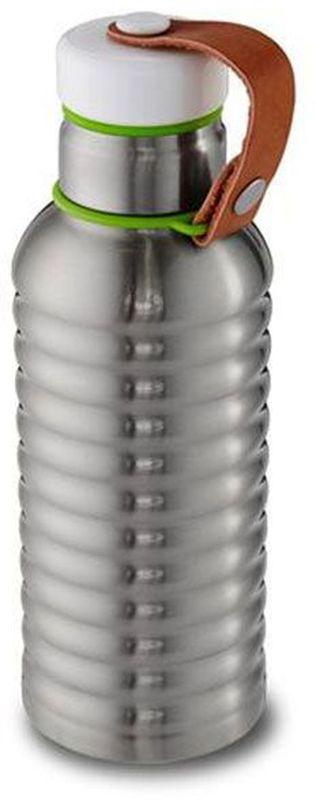 Фляга Black+Blum Box Appetit, 500 мл.BAM-IWB-S001BAM-IWB-S001Небольшая фляга из нержавеющей стали, выполненная в винтажном стиле. Удобная и экологичная альтернатива одноразовым пластиковым бутылкам. Плотная крышка из защитит содержимое от протекания и не потеряется благодаря ремешку из эко-кожи. Объем — 500 миллилитров.