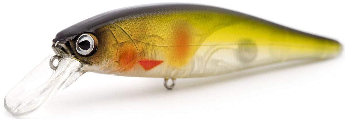 Воблер суспендер Atemi Quesy, цвет: Ghost Ayu, длина 10 см, вес 16 г, заглубление 1,5 м513-00088Воблер ATEMI Quesy, Ghost AYU суспендер, 10 см подходит для ловли на отмелях. Эта модель приманки имеет нейтральную плавучесть, что позволяет зависать приманке в толще воды. Такой способ рыбалки позволяет привлечь пассивную рыбу, которая плохо реагирует на активную проводку. Воблер ATEMI Quesy, Ghost AYU суспендер, 10 см иммитирует неподвижную рыбку, что заставляет пассивную рыбу выйти на охоту. арт. 513-00088 Воблер ATEMI Quesy цвет Ghost AYU размер: 10см вес 16 г, заглубление: 1,5 м Материал:пластик тип плавающий Производитель: Атеми Рекомендуется для ловли – щуки, окуня, форели, басса, язя, голавля, желтоперого судака, жереха.