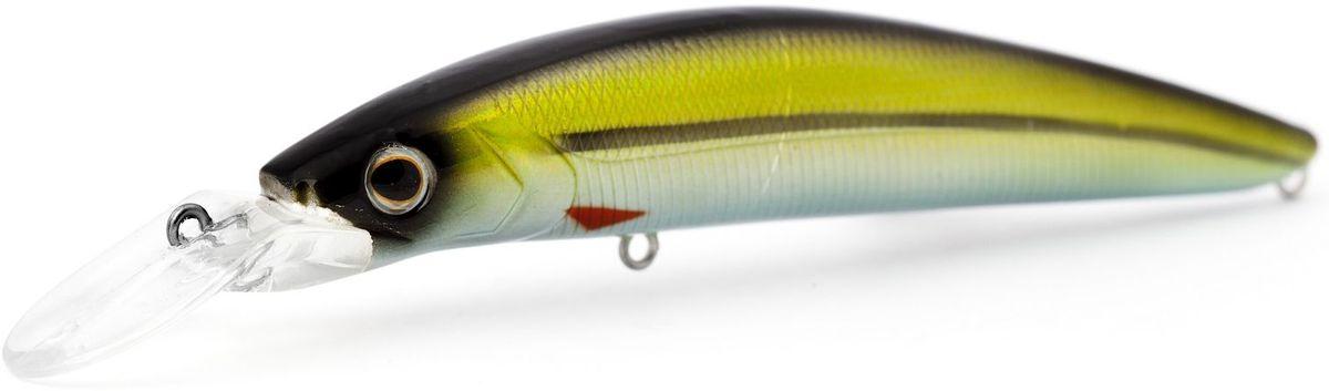 Воблер плавающий Atemi Dinamic, цвет: roach, длина 12,5 см, вес 24 г, заглубление 1,7 м218032ПриманкаAtemi Dinamic превосходна для ловли рыбы, если ее забрасывать вверх по течению, только обеспечивайте скорость проводки немного быстрее, чем скорость течения. Она также хорошо работает при ловле рыбы против течения, проводите приманку по более глубоким местам, там, где чаще стоят в засаде более крупные экземпляры. Для озер и водохранилищ, Atemi Dinamic является наилучшей приманкой как для троллинга, так и для ловли в заброс.Заглубление: 1,7 м.