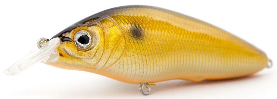 Воблер плавающий Atemi Black Widow One, цвет: Kurokin, длина 6,5 см, вес 8,5 г, заглубление 1 м513-00123Приманка Atemi Воблер Black Widow - яркая и качественная приманка, которая рекомендуется для ловли щуки, форели, басса, голавля, жереха, желтоперого судака, окуня. Эта легкая приманка может использоваться для ловли рыбы вверх по течению, если обеспечить более высокую, нежели скорость течения, скорость проводки. Воблер также может использоваться и при ловли против течения.