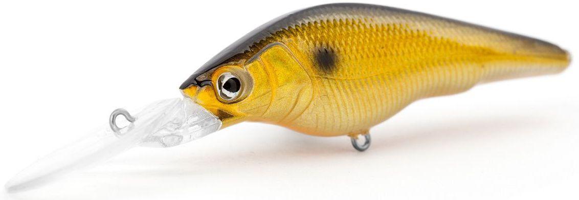 Воблер суспендер Atemi Black Widow Two, цвет: kurokin, длина 6 см, вес 8,5 г, заглубление 2 м03/1/12Воблер Atemi Black Widow Two - это яркая и качественная приманка, которая рекомендуется для ловли щуки, форели, басса, голавля, жереха, желтоперого судака, окуня. Эта легкая приманка может использоваться для ловли рыбы вверх по течению, если обеспечить более высокую, нежели скорость течения, скорость проводки. Воблер также может использоваться и при ловли против течения.Заглубление: 2 м.