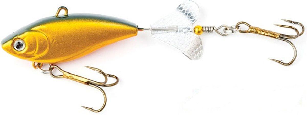 Воблер тонущий Blind Seeker, цвет: smoky, длина 8 см, вес 90 г03/1/12Blind Seeker представляет собой приманку-воблер, груз для заглубления сопутствующих приманок привязанных уровнем выше, а задняя часть воблера является так называемой приманкой Флешер. Используется при троллинговой ловле. Рекомендуется для ловли щуки, окуня, форели, басса, язя, голавля, желтоперого судака, жереха.