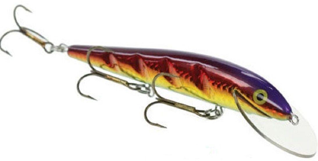 Воблер Blind Paroni, цвет: rainbow, длина 13 см, вес 17 г218032Воблер Blind Paroni изготовлен из высококачественного пластика и отличается яркой расцветкой. Три тройника не дадут ускользнуть самой верткой рыбе. Blind Paroni применяется для ловли хищных видов рыб. Вываживание матерой щуки подарит вам новые позитивные ощущения азарта, борьбы и победы. Рабочая глубина: 3 м.
