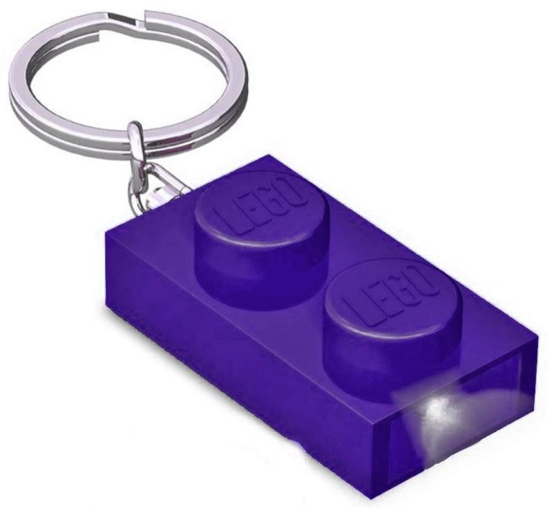 LEGO Friends Брелок-фонарик цвет фиолетовый LGL-KE52F_фиолетовый