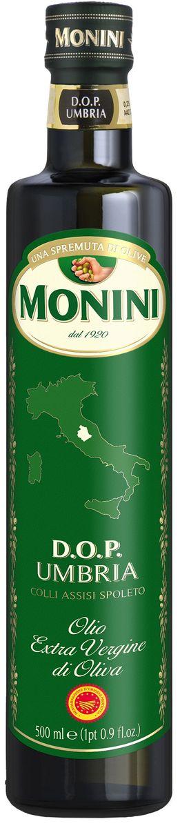 Monini масло оливковое Extra Virgin Умбро, 500 мл1610009/2