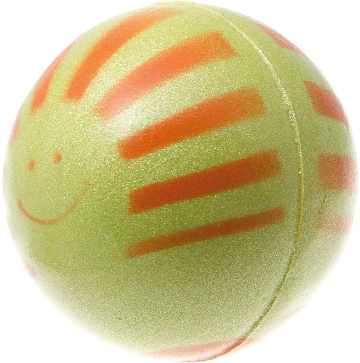 Мяч V.I.Pet Солнце, цвет: желтый, 63 мм. 20-111720-1117