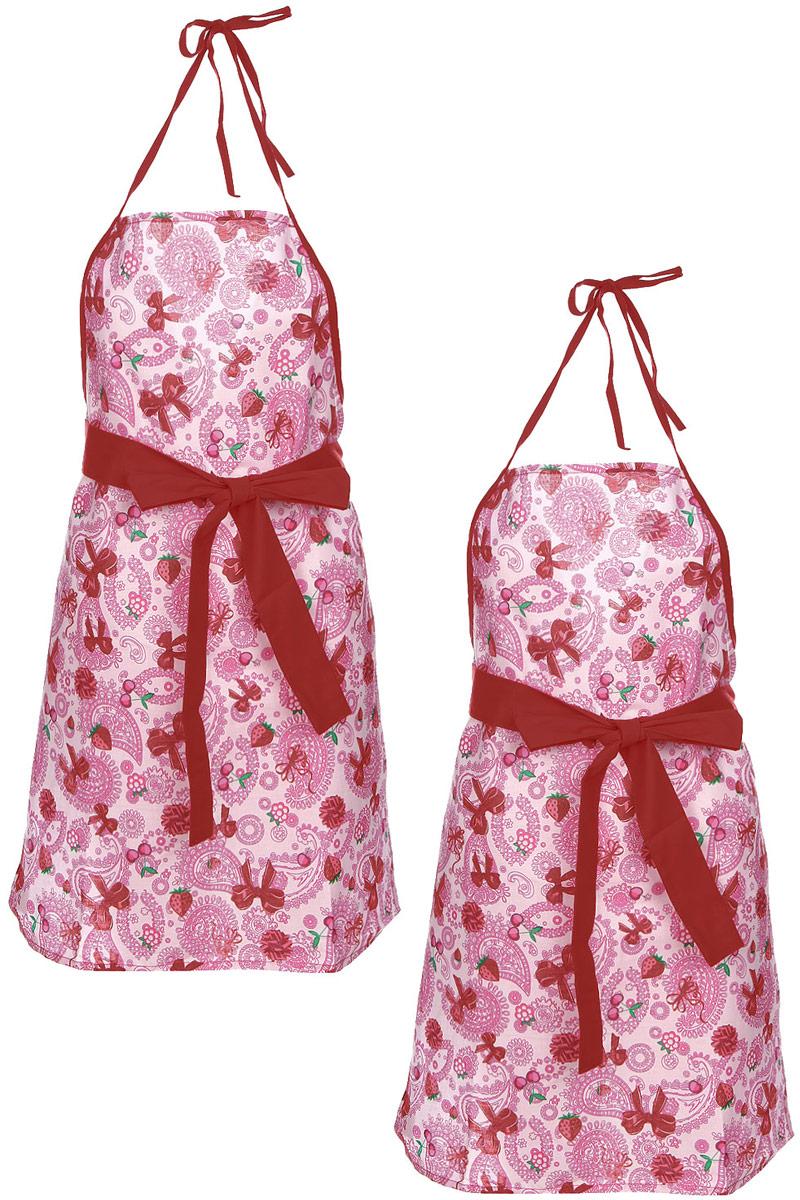 Комплект фартуков Bonita Дочки-матери, 2 предмета11010815554