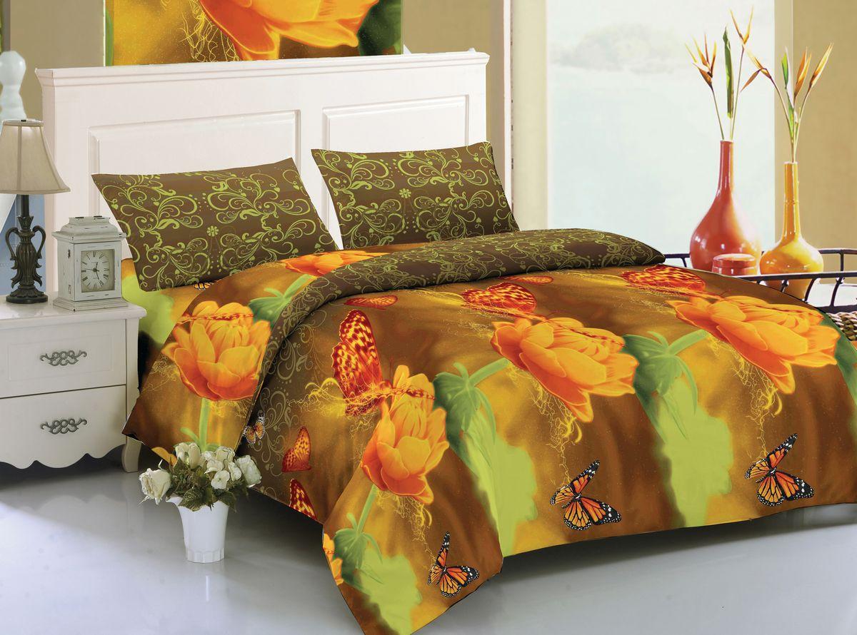 Комплект белья Amore Mio Layla, 1,5-спальный, наволочки 70x7082606Комплект постельного белья Amore Mio изготовлен из мако-сатина. Нано-инновации позволили открыть новую ткань, которая сочетает в себе широкий спектр отличных потребительских характеристик и невысокой стоимости. Легкая, плотная, мягкая ткань, приятна и обладает эффектом персиковой кожуры. Отлично стирается, гладится, быстро сохнет. Дисперсное крашение великолепно передает качество рисунков и необычайно устойчиво к истиранию. Комплект состоит из пододеяльника, простыни и двух наволочек.