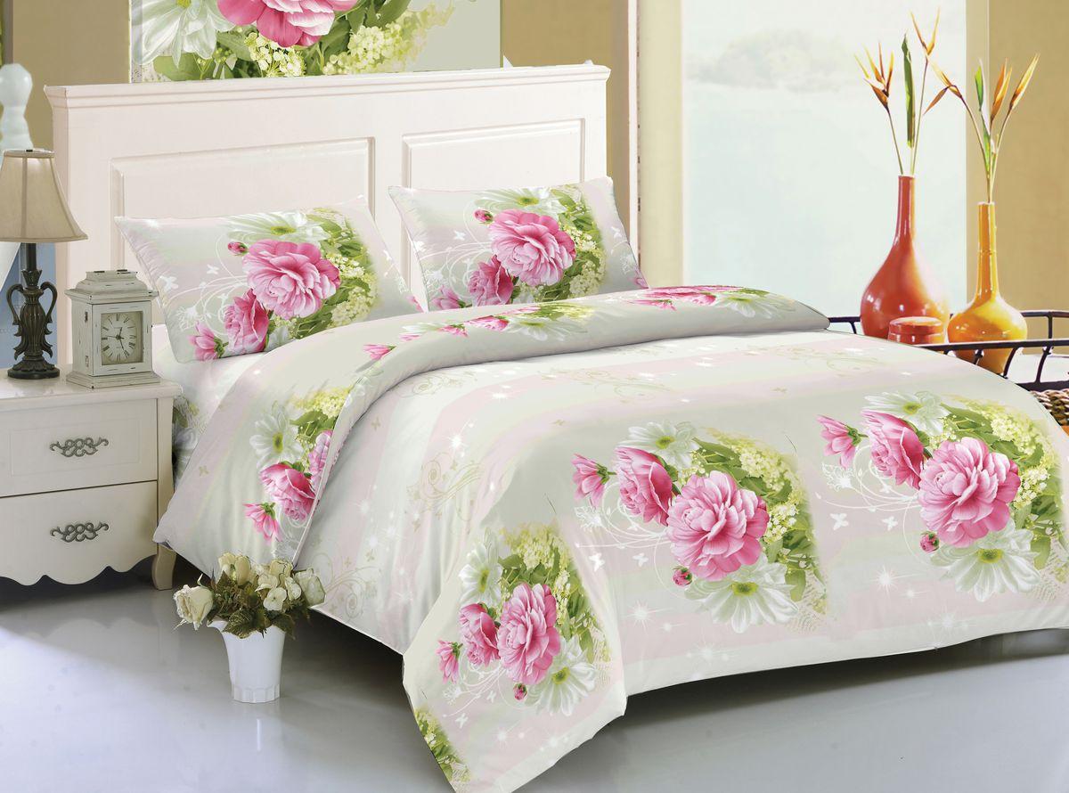 Комплект белья Amore Mio Maria, 2-спальный, наволочки 70x7082621Комплект постельного белья Amore Mio изготовлен из мако-сатина. Нано-инновации позволили открыть новую ткань, которая сочетает в себе широкий спектр отличных потребительских характеристик и невысокой стоимости. Легкая, плотная, мягкая ткань, приятна и обладает эффектом персиковой кожуры. Отлично стирается, гладится, быстро сохнет. Дисперсное крашение великолепно передает качество рисунков и необычайно устойчиво к истиранию. Комплект состоит из пододеяльника, простыни и двух наволочек.