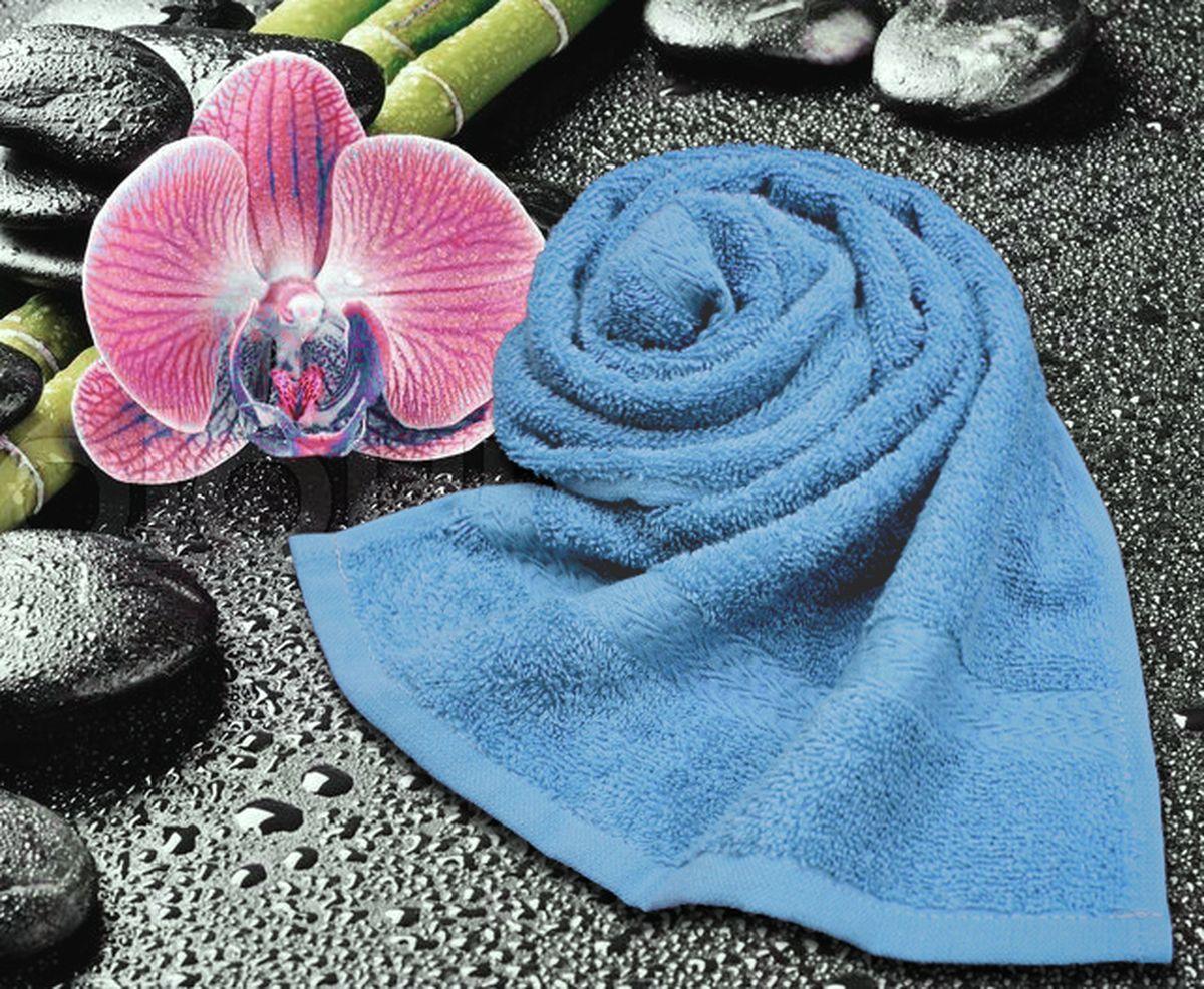 Полотенце Amore Mio GX Classic, цвет: голубой, 33 х 70 см84507Полотенца Amore Mio Classic - полотенца отличного качества из 100% хлопка. Яркие цвета выполнены качественным красителем BASF из Германии сохраняют насыщенность долгое время. Мягкость и пушистость этих полотенец Вас приятно удивит. Продукция имеет европейский сертификат качества.