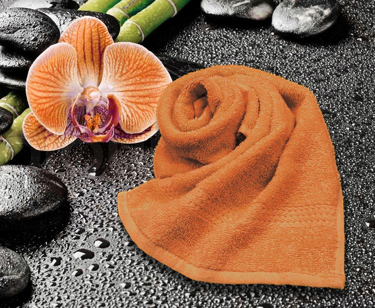 Полотенце Amore Mio GX Classic, цвет: оранжевый, 33 х 70 см84515Полотенца Amore Mio Classic - полотенца отличного качества из 100% хлопка. Яркие цвета выполнены качественным красителем BASF из Германии сохраняют насыщенность долгое время. Мягкость и пушистость этих полотенец Вас приятно удивит. Продукция имеет европейский сертификат качества.