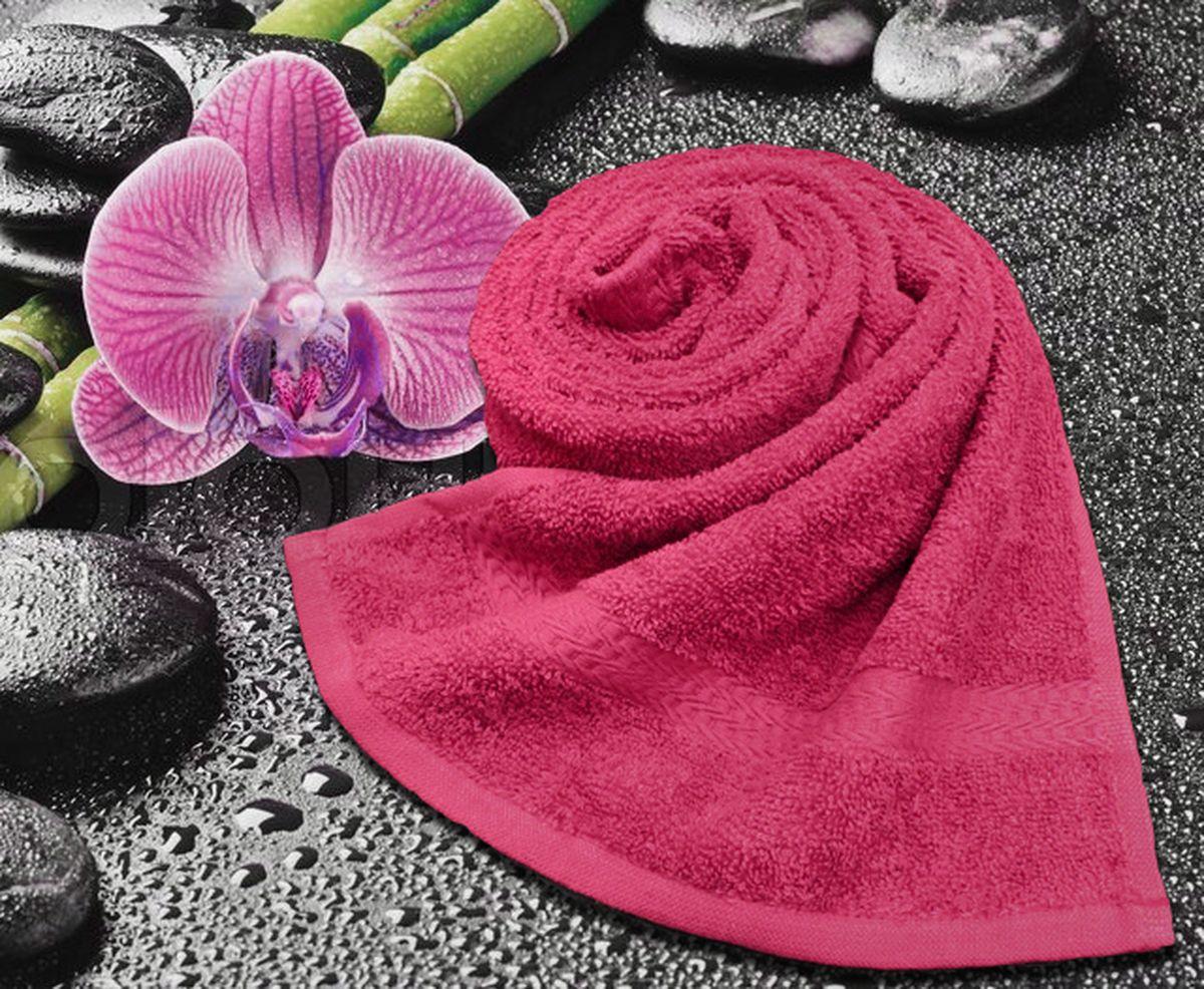 Полотенце Amore Mio GX Classic, цвет: малиновый, 33 х 70 см84517Полотенца Amore Mio Classic - полотенца отличного качества из 100% хлопка. Яркие цвета выполнены качественным красителем BASF из Германии сохраняют насыщенность долгое время. Мягкость и пушистость этих полотенец Вас приятно удивит. Продукция имеет европейский сертификат качества.