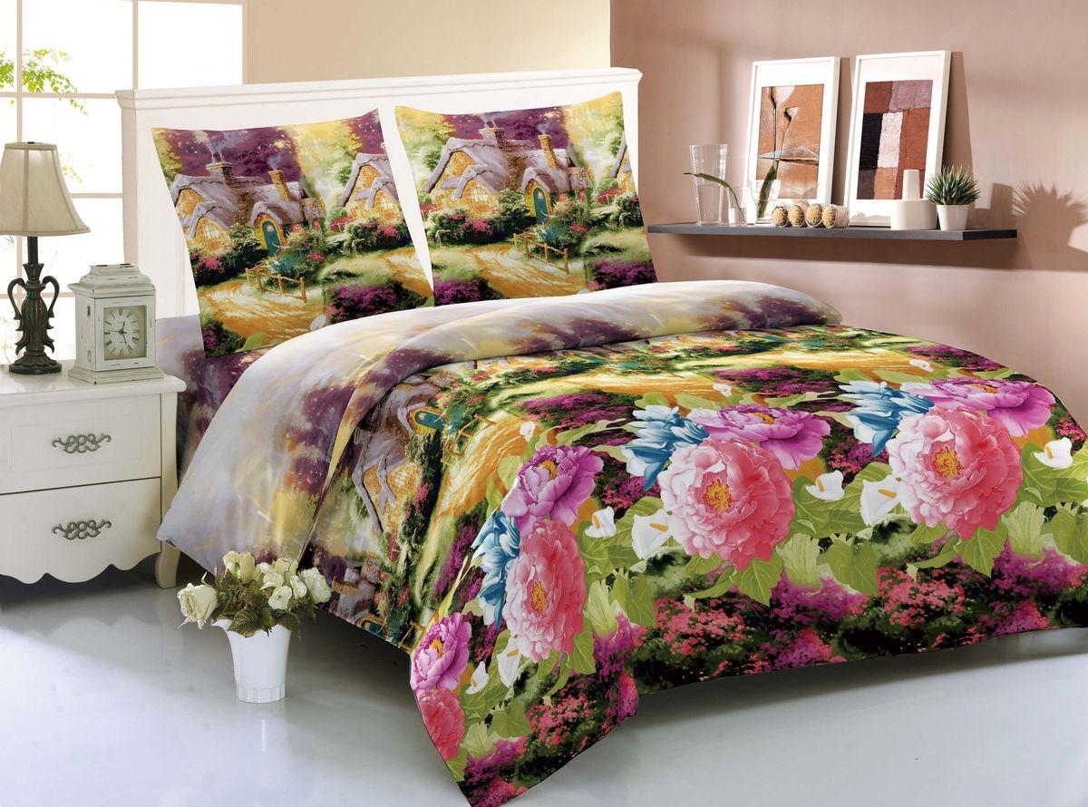 Комплект белья Amore Mio Xian, 1,5-спальный, наволочки 70x7085262Amore Mio – Комфорт и Уют - Каждый день! Amore Mio предлагает оценить соотношению цены и качества коллекции. Разнообразие ярких и современных дизайнов прослужат не один год и всегда будут радовать Вас и Ваших близких сочностью красок и красивым рисунком. Мако-сатина - Свежее решение, для уюта на даче или дома, созданное с любовью для вашего комфорта и отличного настроения! Нано-инновации позволили открыть новую ткань, полученную, в результате высокотехнологического процесса, сочетает в себе широкий спектр отличных потребительских характеристик и невысокой стоимости. Легкая, плотная, мягкая ткань, приятна и практична с эффектом «персиковой кожуры». Отлично стирается, гладится, быстро сохнет. Дисперсное крашение, великолепно передает качество рисунков, и необычайно устойчива к истиранию. Обращаем внимание, что расцветка наволочек может отличаться от представленной на фото.