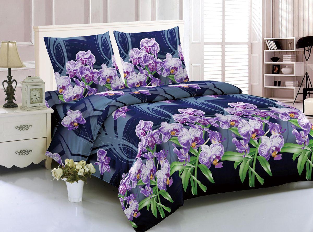 Комплект белья Amore Mio Sydney, 1,5-спальный, наволочки 70x7085267Комплект постельного белья Amore Mio изготовлен из мако-сатина. Нано-инновации позволили открыть новую ткань, которая сочетает в себе широкий спектр отличных потребительских характеристик и невысокой стоимости. Легкая, плотная, мягкая ткань, приятна и обладает эффектом персиковой кожуры. Отлично стирается, гладится, быстро сохнет. Дисперсное крашение великолепно передает качество рисунков и необычайно устойчиво к истиранию. Комплект состоит из пододеяльника, простыни и двух наволочек.