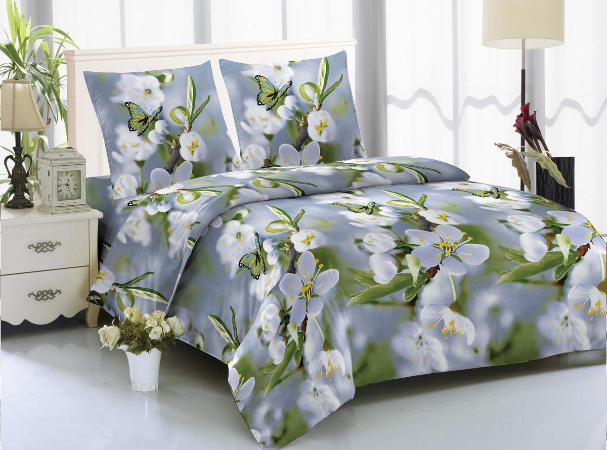 Комплект белья Amore Mio Lisbon, 1,5-спальный, наволочки 70x7085567Комплект постельного белья Amore Mio изготовлен из мако-сатина. Нано-инновации позволили открыть новую ткань, которая сочетает в себе широкий спектр отличных потребительских характеристик и невысокой стоимости. Легкая, плотная, мягкая ткань, приятна и обладает эффектом персиковой кожуры. Отлично стирается, гладится, быстро сохнет. Дисперсное крашение великолепно передает качество рисунков и необычайно устойчиво к истиранию. Комплект состоит из пододеяльника, простыни и двух наволочек.