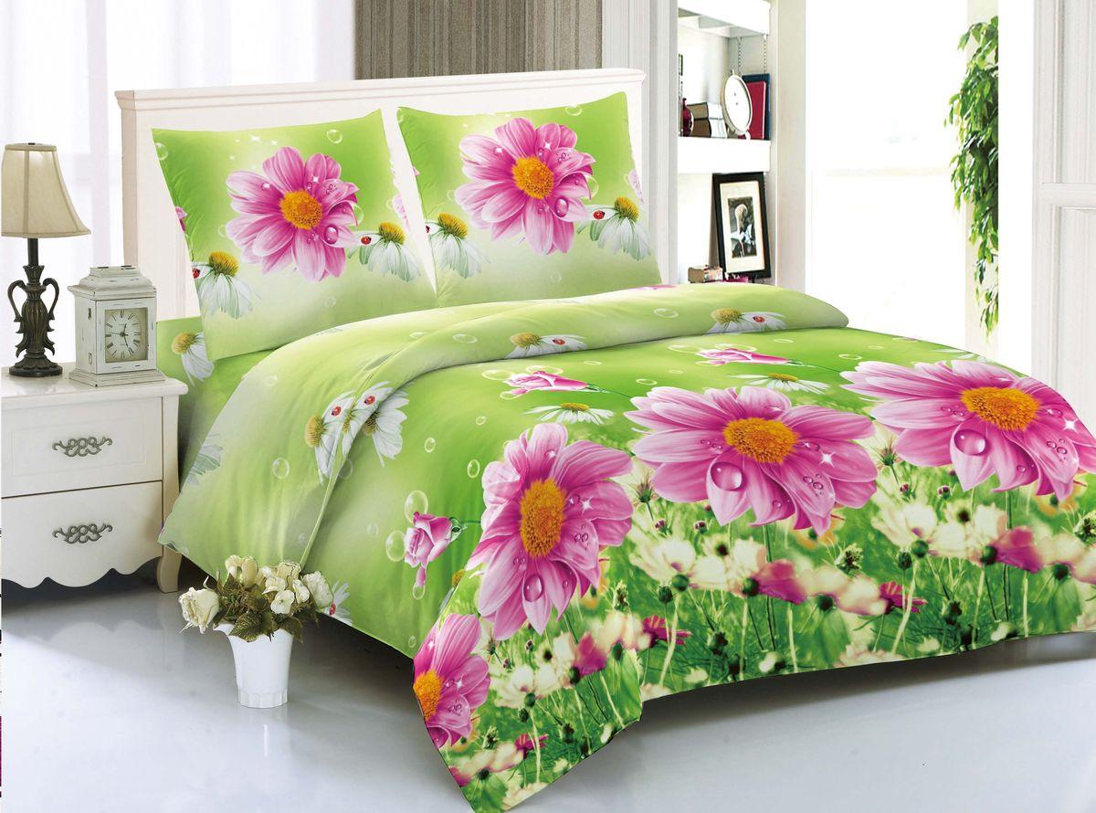 Комплект белья Amore Mio Dresden, 1,5-спальный, наволочки 70x7085570Комплект постельного белья Amore Mio изготовлен из мако-сатина. Нано-инновации позволили открыть новую ткань, которая сочетает в себе широкий спектр отличных потребительских характеристик и невысокой стоимости. Легкая, плотная, мягкая ткань, приятна и обладает эффектом персиковой кожуры. Отлично стирается, гладится, быстро сохнет. Дисперсное крашение великолепно передает качество рисунков и необычайно устойчиво к истиранию. Комплект состоит из пододеяльника, простыни и двух наволочек.