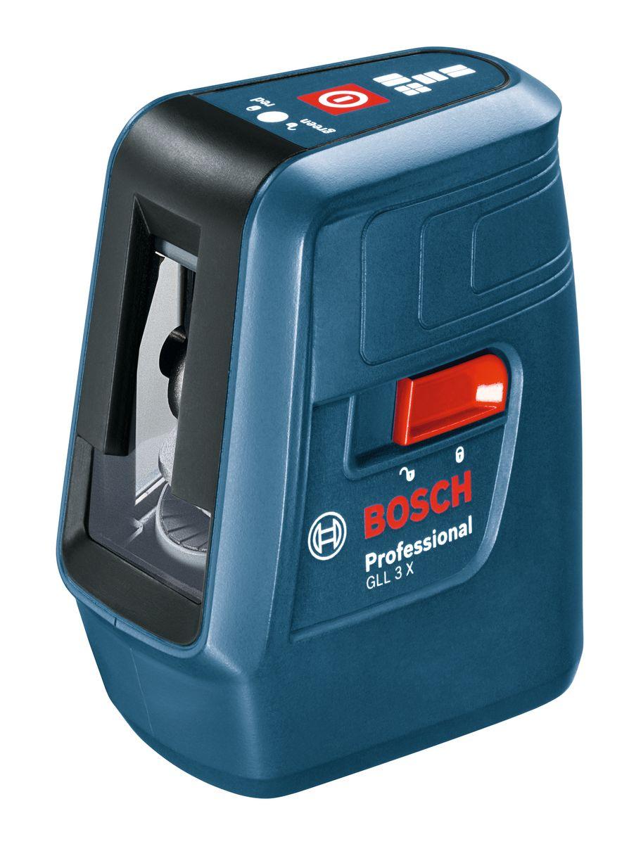 Нивелир лазерный Bosch GLL 3-X Professional. 0601063CJ0