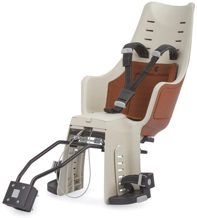 Велокресло заднее Bobike Exclusive Maxi 1P, крепление на раму и багажник велосипеда, цвет: коричневыйMW-1462-01-SR серебристыйС велокреслом BOBIKE Exclusive Maxi 1P Вы полюбите кататься с детьми. Наслаждайтесь природой, чувствуйте ветер в волосах и солнечные лучи на лице. Уникальная двухслойная конструкция кресла обеспечивает непревзойдённый уровень безопасности ребёнка. Кресло оборудовано регулируемыми по высоте мягкими нескользящими наплечными ремнями с надёжной застёжкой для удержания ребёнка в правильной позиции. BOBIKE Exclusive Maxi 1P оснащено подкладкой из водоотталкивающего материала. Система крепления Click & Go позволяет быстро и без инструментов установить и снять велокресло, а также переставить его между разными велосипедами. Для кратковременной стоянки у магазина или подъезда в комплектацию включён небольшой кодовый замок. BOBIKE Exclusive Maxi 1P устанавливается на подседельную трубу рамы диаметром от 28 до 40 мм или на багажник шириной от 120 до 175 мм. Велокресло предназначено для детей от 9 месяцев до 6 лет и весом до 22 кг.• Крепление на раму или багажник велосипеда• Нескользящие наплечные ремни, регулируемые по высоте• Подкладка из водоотталкивающего материала• Регулируемые подножки, настраиваемые без инструментов• Кодовый замок защитит от кражи кресла• Шестигранник для установки кресла в комплекте• Совместимо с электровелосипедами • Награда в номинации Лучшая покупка от Голландского Общества Потребителей• Сделано в Европе• Для детей от 9 месяцев до 6-и лет или весом до 22 кг