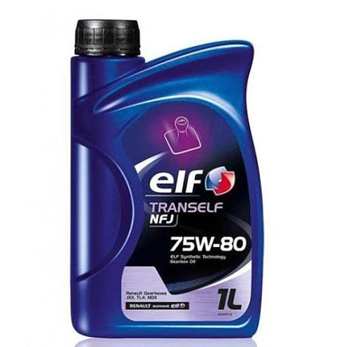 Трансмиссионное масло Elf TransElf NFJ, 75W-80194757Смазочный материал, производимый по синтетической технологии, для коробок передач с ручным переключением, работающих в режиме очень высоких нагрузок. Содержит присадки ЕР TRANSELF NFJ 75W-80. Одобрения и спецификации Удовлетворяет требованиям международной спецификации API GL4+. Официально одобрено и рекомендовано к применению RENAULT для коробок передач JXX, TL4 и NDX.