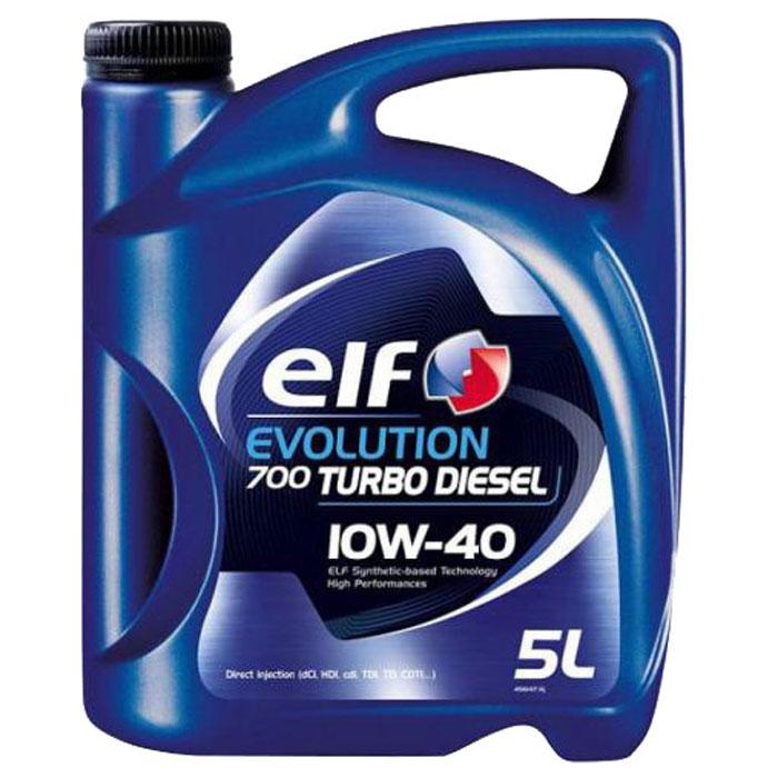 Моторное масло Elf Evolution. 700 Turbo Diesel, 10W-40196139Высококачественное полусинтетическое моторное масло нового поколения. Разработано специально для бензиновых и дизельных двигателей легковых автомобилей и оптимизировано для соответствия требованиям новой технологии прямого впрыска. Превосходные вязкостно-температурные характеристики масла демонстрируют отличные защитные свойства при высоких температурах. Одобрения и спецификации ACEA A3/B4 API SN/CF RENAULT Дизель без дизельного сажевого фильтра VOLKSVAGEN: VW 501.01/505.00 MERCEDES BENZ: MB Approval 229.1