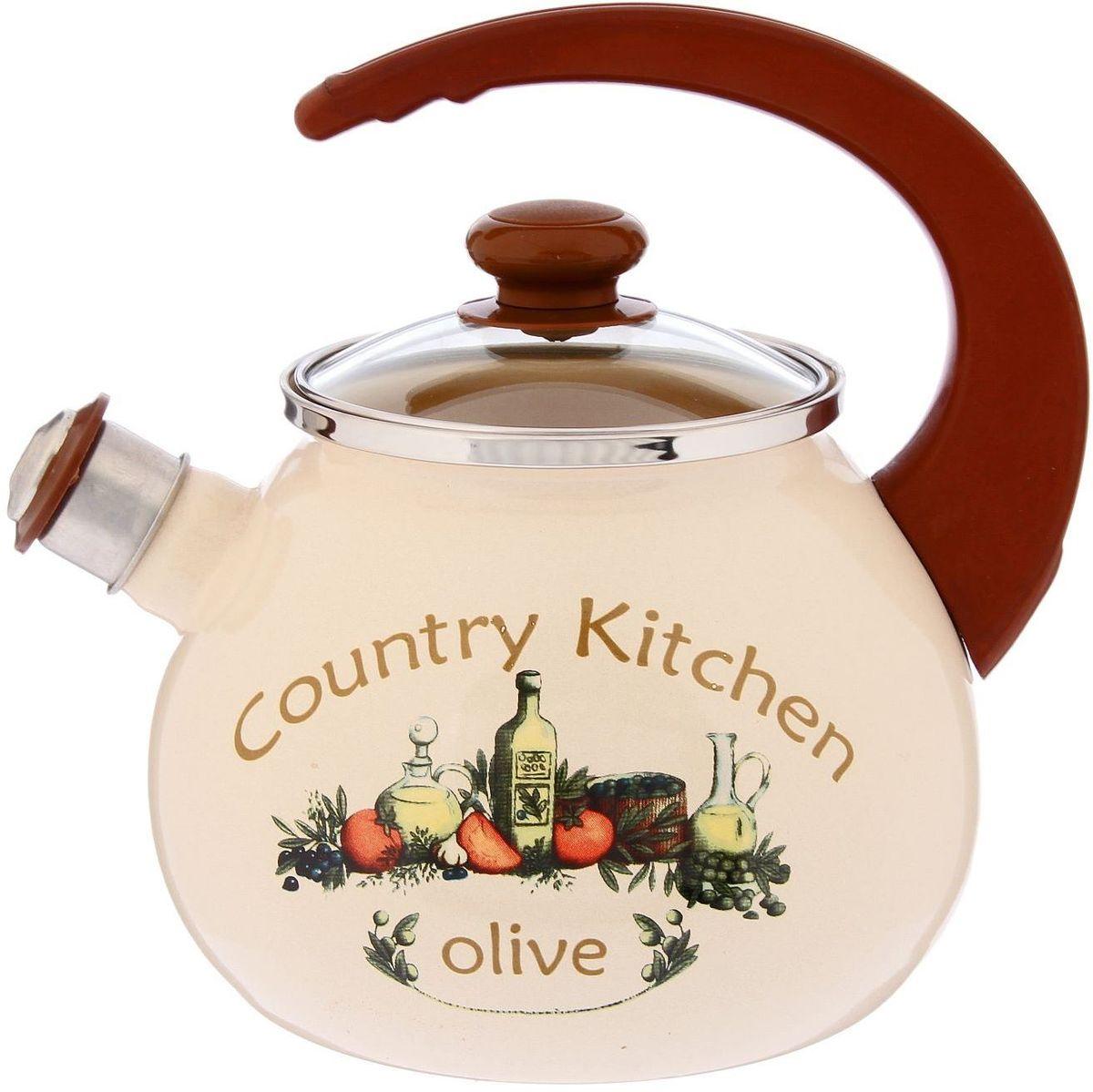 Чайник Epos Olive, 2,5 л2293405Согласитесь, и профессиональному повару, и любителю поэкспериментировать на кухне, и тому, кто к стряпанью не имеет никакого отношения, не обойтись без элементарных предметов, столовые принадлежности, аксессуары для приготовления и хранения пищи — незаменимые вещи для всех, кто хочет порадовать свою семью аппетитными блюдами. Душевная атмосфера и со вкусом накрытый стол всегда будут собирать в вашем доме близких и друзей.