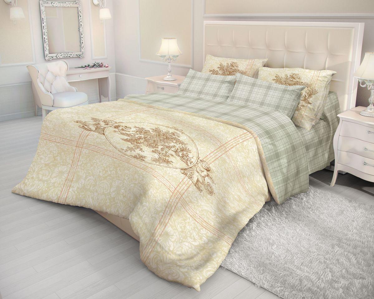 Комплект белья Волшебная ночь Crown, 2-спальный, наволочки 50х70704279