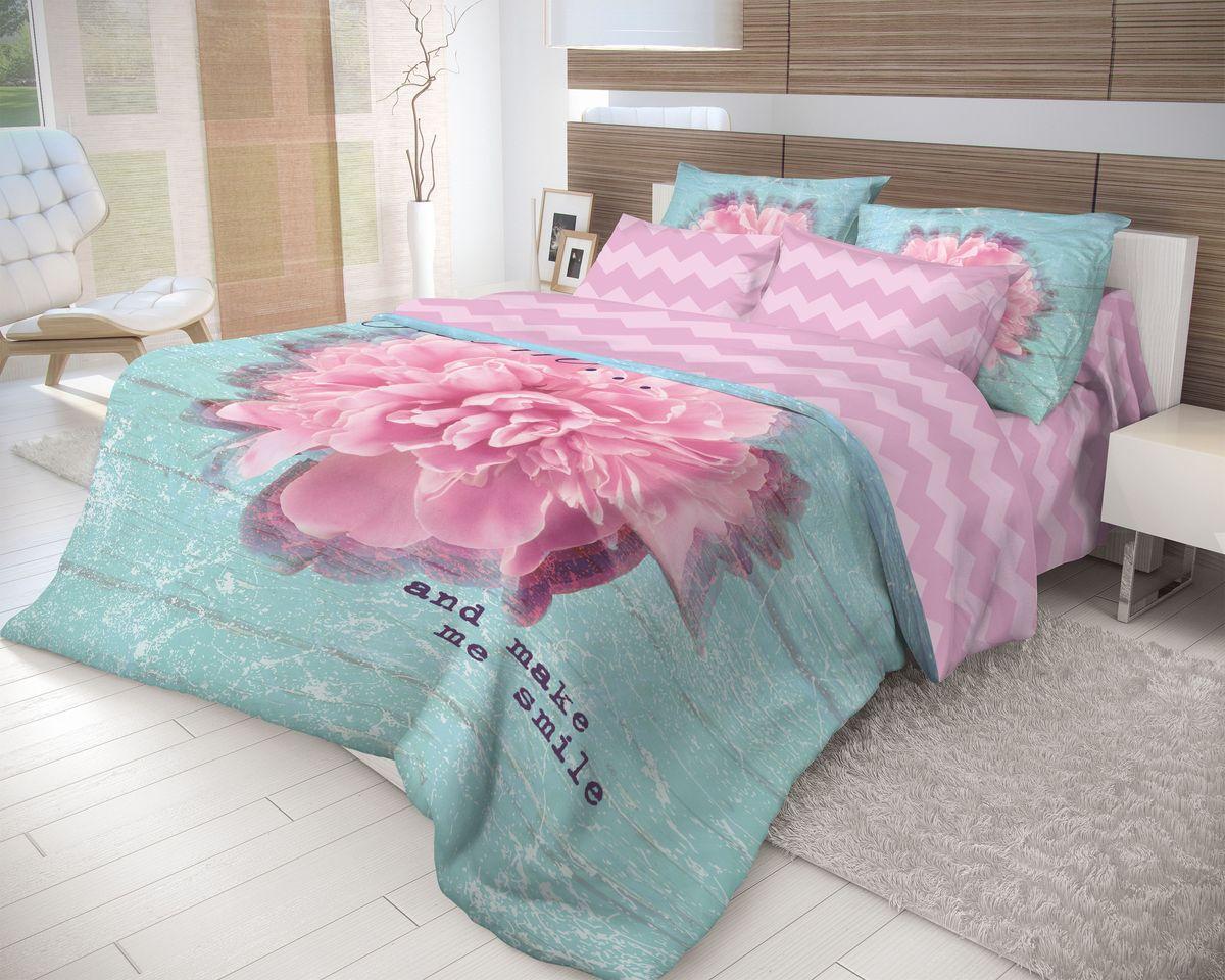 Комплект белья Волшебная ночь Bloom, 2-спальный, наволочки 70х70. 704288704288
