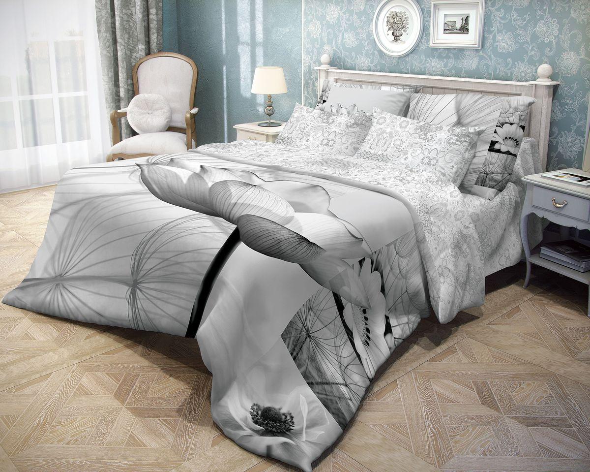 Комплект белья Волшебная ночь Poppy, 2-спальный, наволочки 70х70. 710574710574