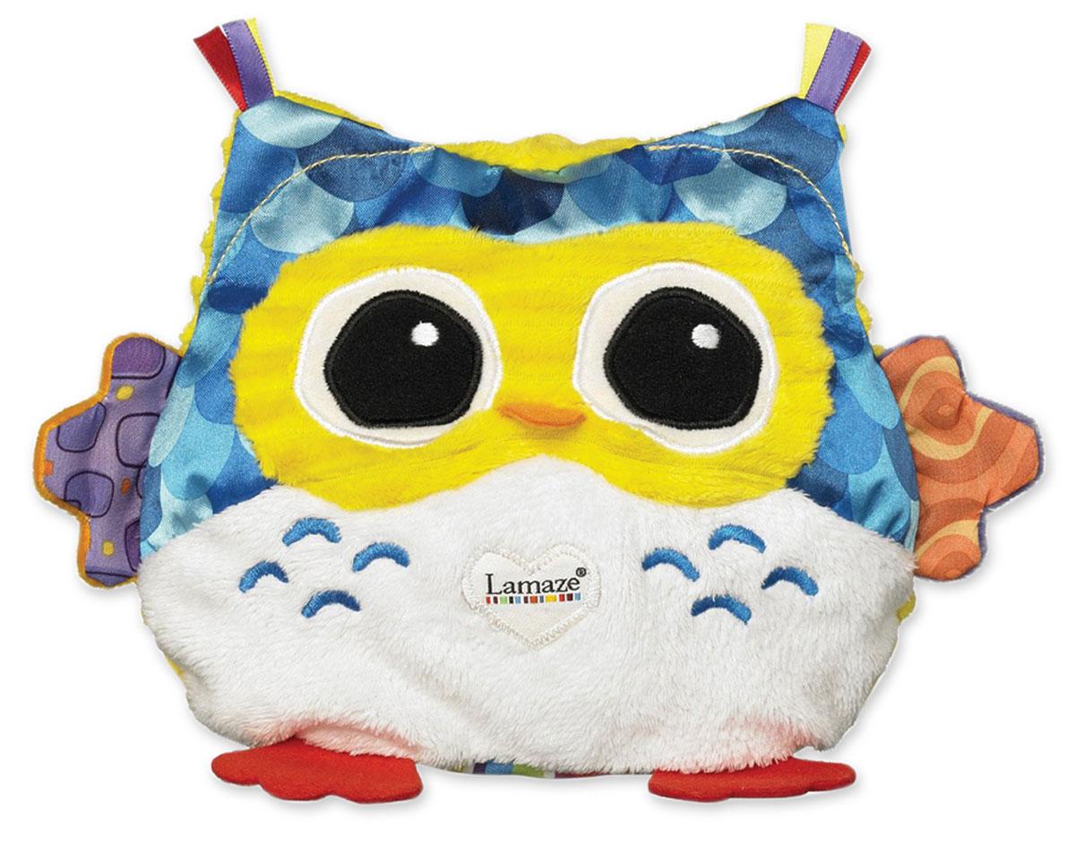 Lamaze Мягкая игрушка Сова с подсветкой ТО27163