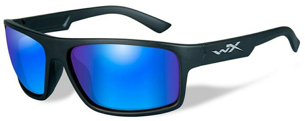 Очки солнцезащитные WileyX Peak Polarized, для охоты, рыбалки и активного отдыха, цвет: Blue Mirror, GreenG.29-MСтильные очки в матовой черной оправе с великолепными поляризованными зеркальными зелено-голубыми линзами - это отличная комбинация для любого вида активного отдыха. Установленные линзы поглощают отражения на зеркальных поверхностях, уменьшают блики и идеально подходят для ярких дней. Линзы Wiley X, изготовленые из безосколочного поликарбоната с устойчивостью к царапинам, обеспечивают 100% УФ-защиту.ЗАЩИТА ОТ УДАРОВ НА ВЫСОКОЙ СКОРОСТИОправа и линзы должны выдерживать удар тяжелого снаряда весом 500 гр, падающего с высоты 127 смПРОЧНОЕ ПОКРЫТИЕУстойчивое к царапинам покрытие защищает линзы от механических повреждений и продлевает срок их службы.АНТИБЛИКОВОЕ ПОКРЫТИЕАнтибликовое покрытие устраняет нежелательные отражения с поверхностей линз. ВОДООТТАЛКИВАЮЩЕЕ ПОКРЫТИЕВодоотталкивающее покрытие обеспечивает скатывание воды с поверхности линз. Используется только на поляризационных линзах.