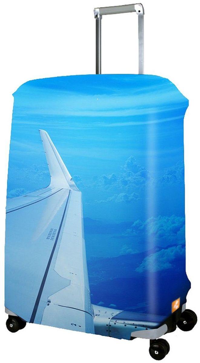 Чехол для чемодана Routemark SkyZone, размер M/L (65-74 см)Sk-II-M/LДля чемоданов средних размеров, высотой от 65 до 74 см (24-28 inch) (мерить от пола). Плотность ткани - 240 г/кв.м, упрочнённые швы, 2 потайные молнии для боковых ручек с двух сторон. Внизу чехла - молния трактор, дополнительная резинка с фастексом для лучшей усадки. Стойкая сублимационная печать.
