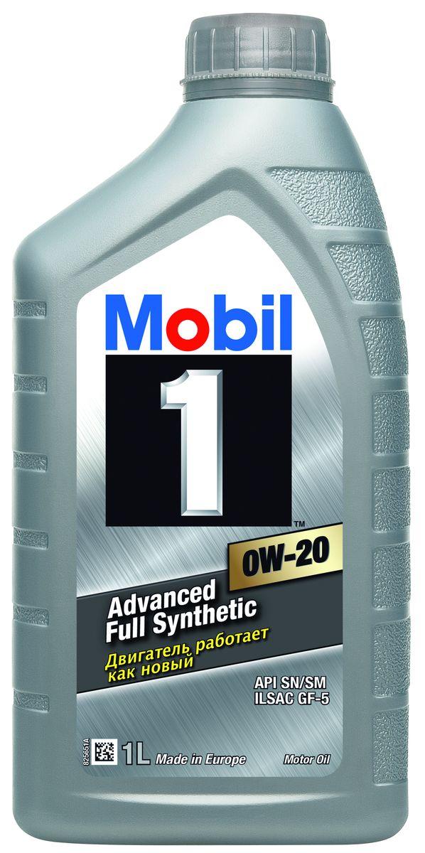 Масло моторное Mobil, синтетическое, класс вязкости 0W-20, 1 л152560Синтетическое моторное масло Mobil подходит для последних автомобилей Toyota, Honda, Kia, Hyundai, в которых используется масло класса вязкости 0W-20. Отвечает требованиям экономии топлива ILSAC GF-5. Моторное масло Mobil отличается выдающейся производительностью. Товар сертифицирован.