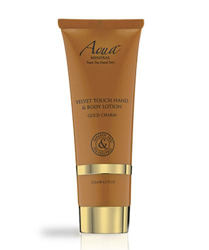 Aqua Mineral Лосьон бархатистый для тела и рук Очарование золота, 125 мл3564Легкий, нежный лосьон для тела с изящным ароматом увлажняет и восстанавливает кожу, делая ее мягкой и гладкой.