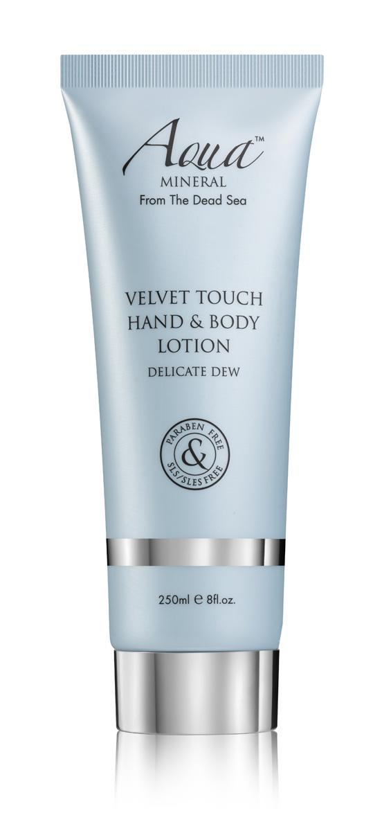 Aqua Mineral Лосьон бархатистый для тела и рук Нежная роса, 250 мл7982Легкий, нежный лосьон для тела с изящным ароматом увлажняет и восстанавливает кожу, делая ее мягкой и гладкой