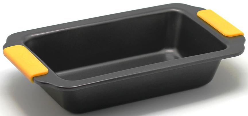 Форма для запекания Zanussi Amalfi, цвет: черный. ZAC31413CFCM000001328Коллекция форм серии Amalfi является хорошим приобретением любой хозяйки. Товар бренда Zanussi - металлические формы - пользуется высоким спросом, его отличает высокое качество и удобный размер. Изделия выполнены из толстой углеродистой стали. Отличительной особенностью серии являются силиконовые ручки на изделии, благодаря которым Вам не прийдется пользоваться дополнительными средствами для вытаскивания формы из духовки. Форма имеет антипригарное покрытие и утолщенные стенки, которые гарантируют равномерное пропекание изделия. Можно использовать в духовке до 230 градусов. Главное преимущество стальных форм - это абсолютная химическая нейтральность и экологичность.