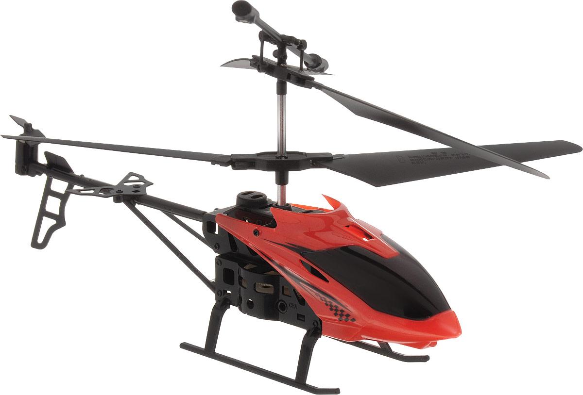 Balbi Вертолет на инфракрасном управлении цвет красный черный