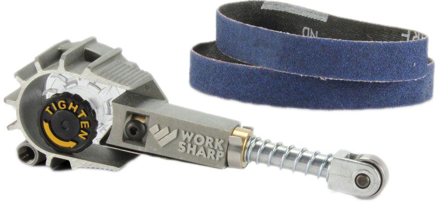 Насадка шлифовальная Work Sharp Tool Grinding Attachment, для электрической точилки Work Sharp Knife & Tool Sharpener Ken Onion EditionDR/WSSAKO81111Шлифовальная насадка Tool Grinding Attachment для электрической точилки Work Sharp Knife & Tool Sharpener Ken Onion Edition DR/WSSAKO81111 DAREX