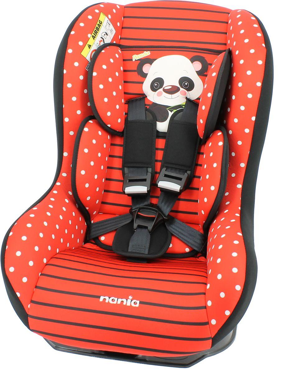 Nania Автокресло Driver от 0 до 18 кг цвет panda red046246