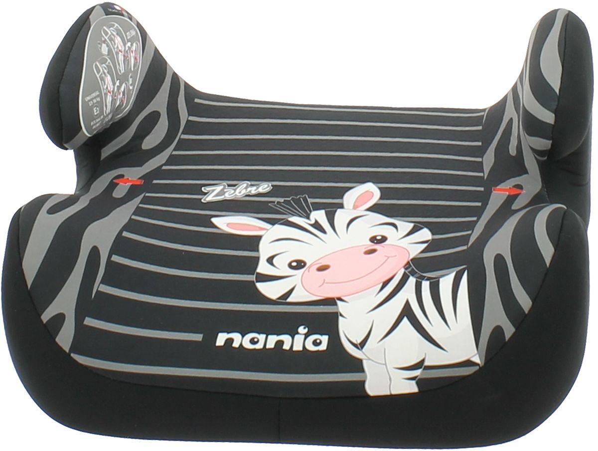 Nania Автокресло Topo Comfort от 15 до 36 кг цвет zebre