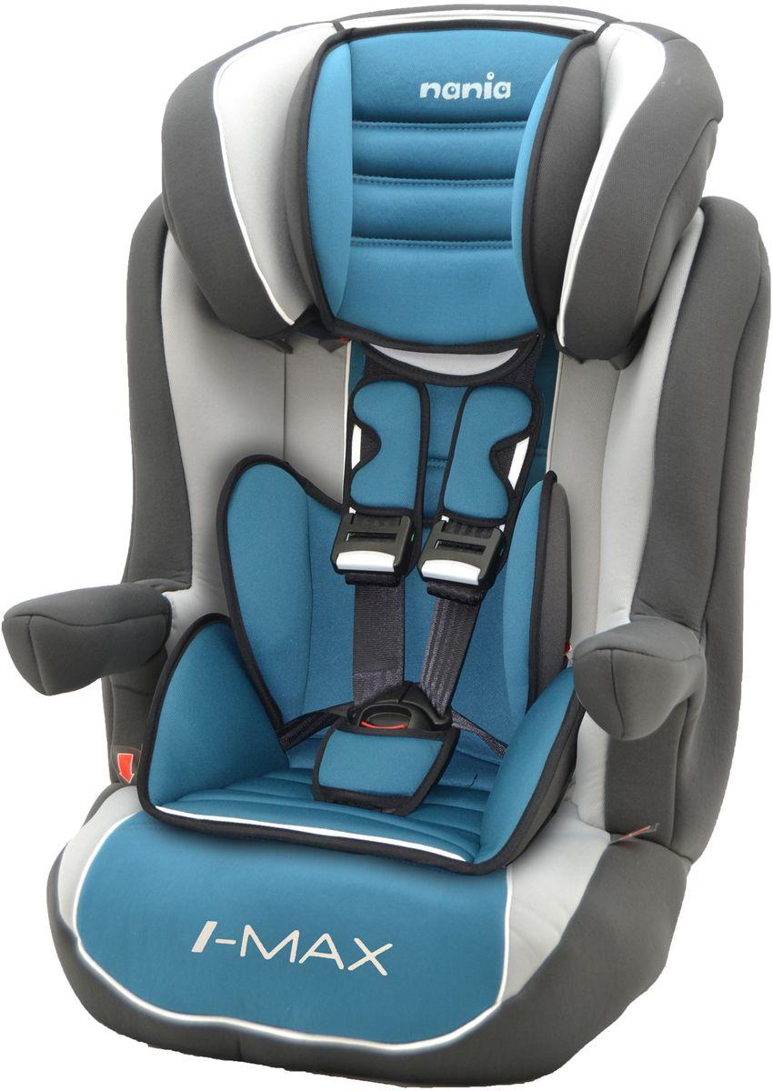 Nania Автокресло Imax SP LX ISOFIX от 9 до 36 кг цвет agora petrole963009