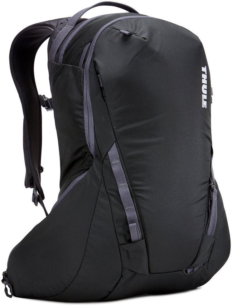 Рюкзак горнолыжный Thule Upslope, цвет: темно-серый, 20 лa026124Thule Upslope - рюкзак для катания вне трасс с легким доступом к снаряжению без необходимости снимать рюкзак.Доступ к снаряжению в основном отделении без необходимости снимать рюкзак благодаря молнии, которая идет вокруг всего рюкзака.Три варианта доступа к снаряжению: традиционный доступ сверху, доступ сбоку при перекидывании рюкзака на грудь и доступ в основное отделение, когда рюкзак на спине.Разнообразные варианты переноски, в том числе диагональная переноска лыж и горизонтальная или вертикальная переноска сноуборда.Нижняя петля на креплении для лыж и сноубордов для быстрой регулировки по ширине лыж, сноубордов и необходимых в пути предметов, чтобы они ни за что не цеплялись.Изолированный гидратационный рукав, предотвращающий замерзание шланга.Защитный карман для очков с мягкой флисовой подкладкой.Убирающаяся (чтобы ни за что не цеплялась) петля для ледоруба.Боковой карман на молнии для легких закусок, солнцезащитного средства и других мелких предметов.Внутренняя компрессия стягивает груз, чтобы снаряжение не болталось по всему рюкзаку.