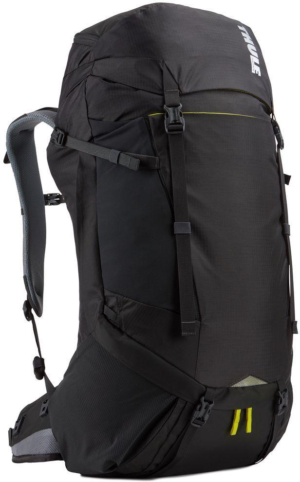 Рюкзак туристический мужской Thule Capstone, цвет: темно-серый, 40 л223200Подходит для путешествий на целый день или коротких путешествий с ночевкой. Имеет полностью регулируемую подвеску, воздухопроницаемую заднюю панель и дождевой чехол.