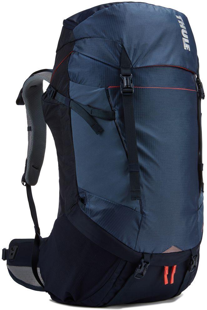 Рюкзак туристический женский Thule Capstone, цвет: синий, 40 л800802Подходит для путешествий на целый день или коротких путешествий с ночевкой. Имеет полностью регулируемую подвеску, воздухопроницаемую заднюю панель и дождевой чехол.