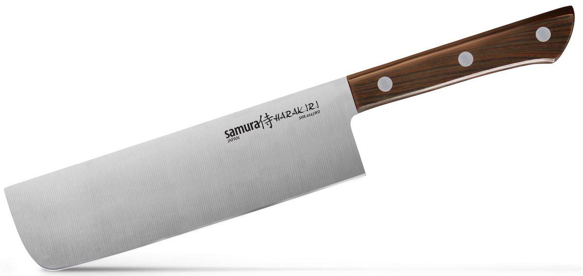 Нож Samura Harakiri, Накири. SHR-0043WOSHR-0043WO