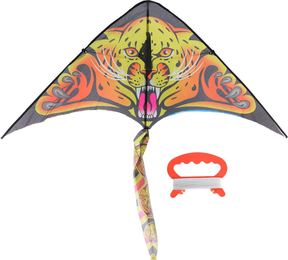 Amico Воздушный змей цвет красный оранжевый 110 х 44 см